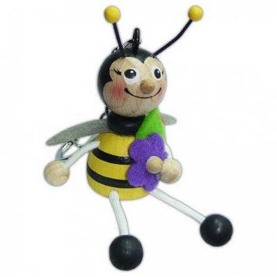 Méhészet Kulcstartó méhecskés fiú