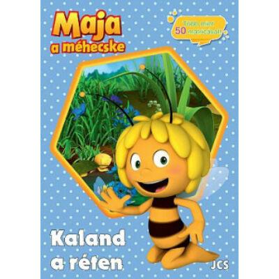 Méhészet Maja a méhecske-Kaland a réten