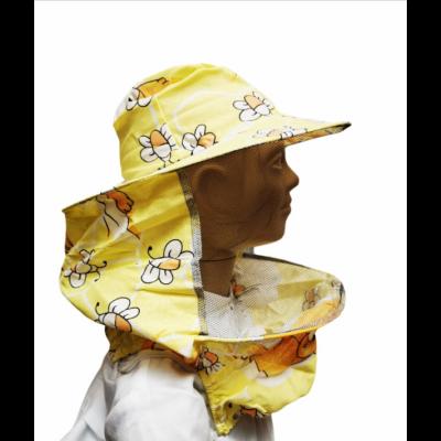 Méhészet Méhészkalap gyerek belebújós vékony