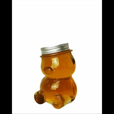 Méhészet Vegyes virágméz macis üvegben 200g